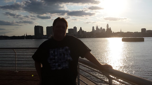 Paul, sunset skyline