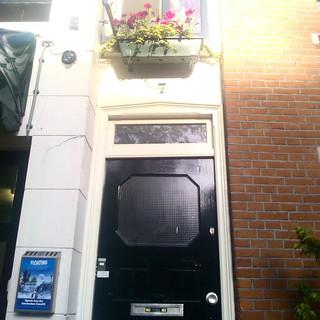 La casa più stretta del Mondo ad Amsterdam