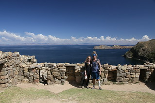 Birthplace of the Incas, Isla del Sol, Lake Titicaca, Bolivia