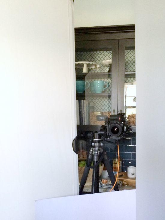 Hi Sugarplum | Behind the Scenes of BHG Shoot