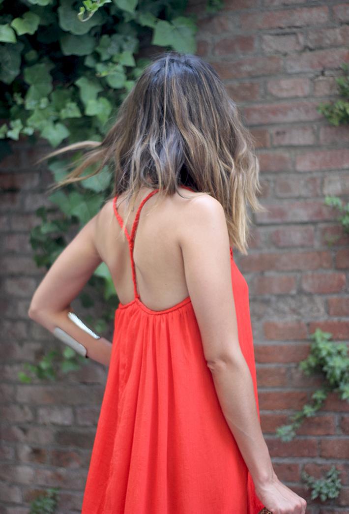 Red Maxi Dress05