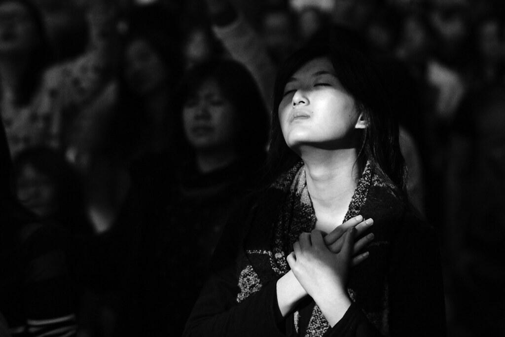 Worship Girl