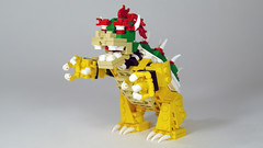 LEGO Bowser - Arm Fingers