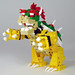 LEGO Bowser - Arm Fingers by BRICK 101
