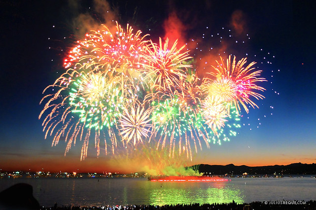 Tonight in Vancouver: Team Brazil, Celebration of Light