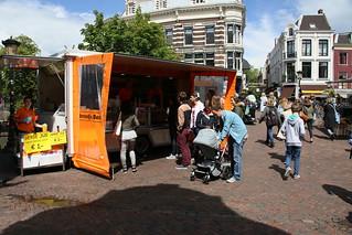 Broodje Ben.  Utrecht, Nederlands.