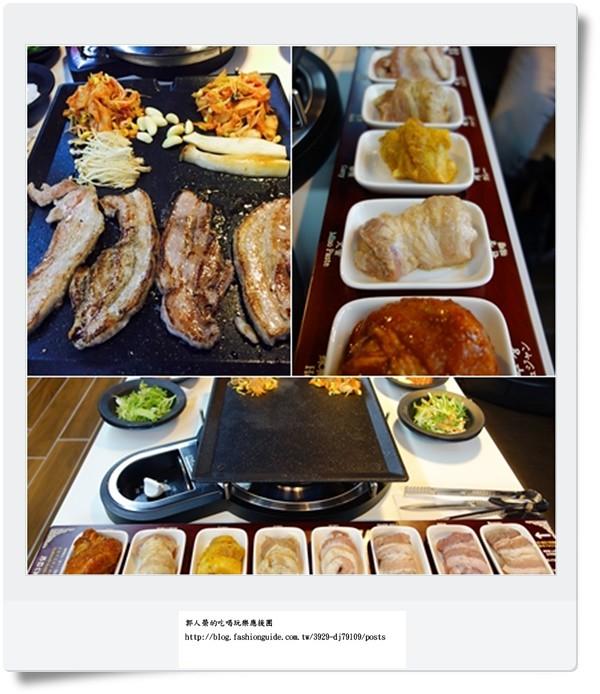 (美食 台北 忠孝敦化站) 不排吃不到~超難預約! 韓國八色烤肉登台~主推八種醬料五花肉 (主播最推辣味)
