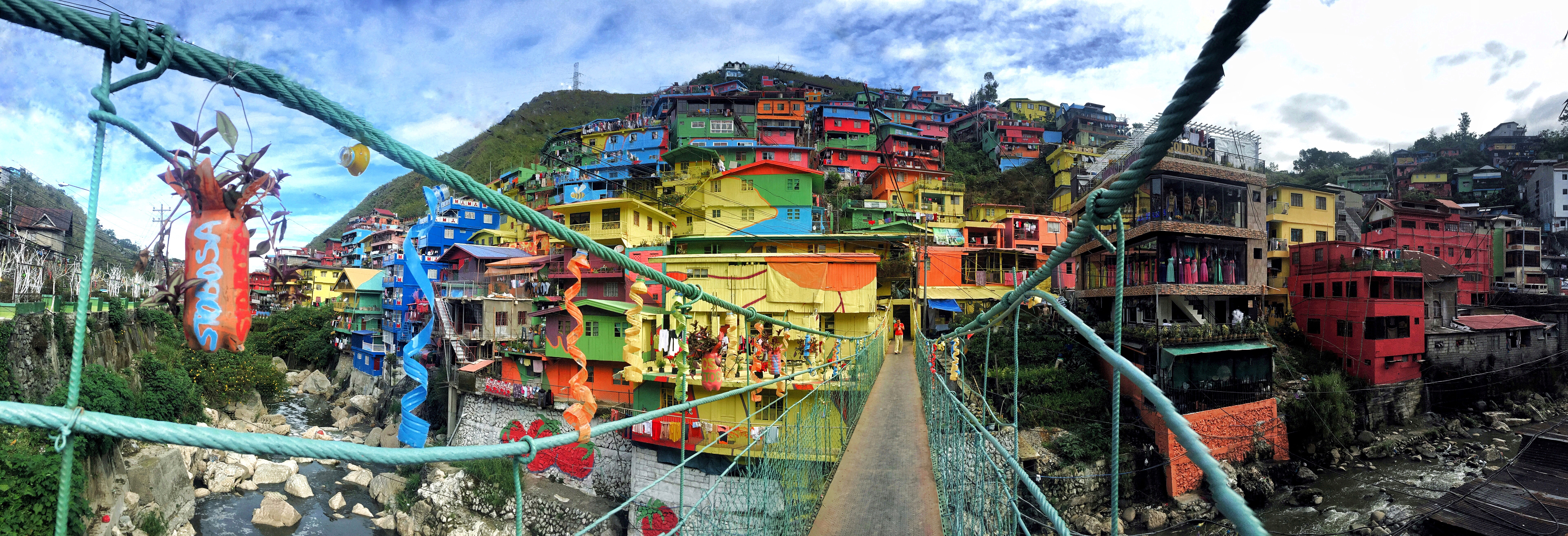 Visit the Valley of Colors