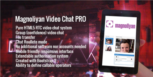 Magnoliyan Video Chat v1.12.0