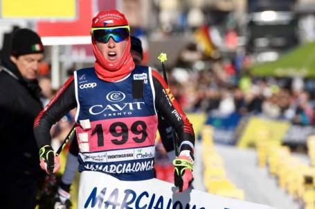 Katka Smutná vítězí ve Ski Classics potřetí v řadě