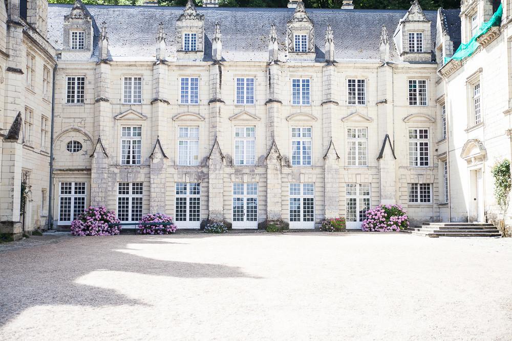 Château d'Ussé, Loire Valley 2015