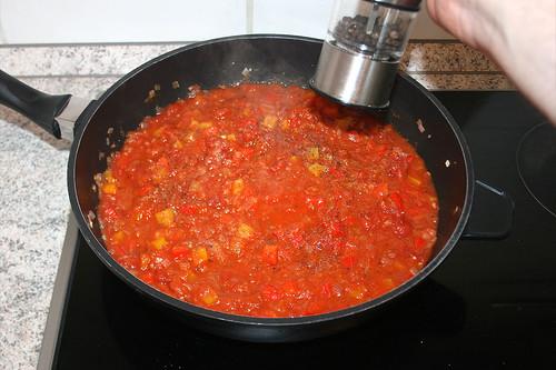 34 - Mit Pfeffer & Salz abschmecken / Taste with pepper & salt