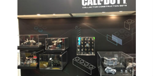 Call of Duty: Black Ops 3 Collector Construction Sets coming out 2016