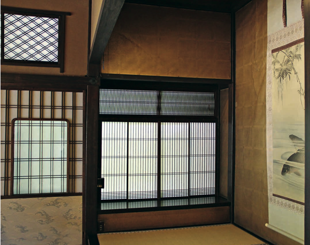 the Sumiya banquet hall, Shimabara licensed district, Kyoto, 18
