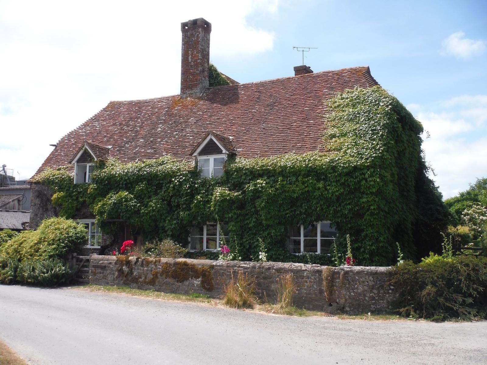 House in Bignor SWC Walk 217 Midhurst Way: Arundel to Midhurst