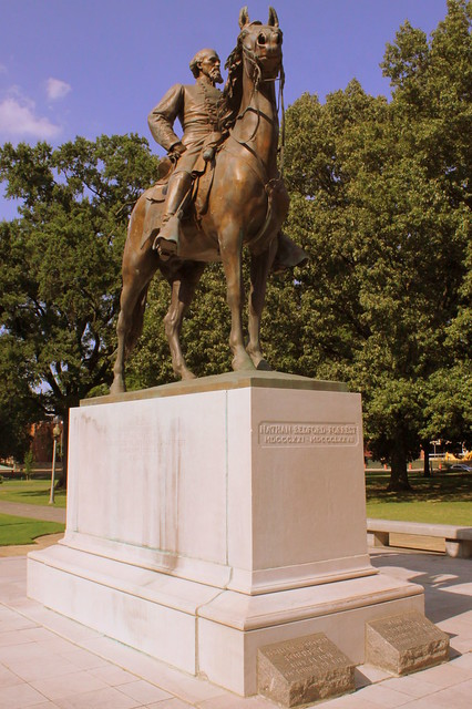 Newsworthy: Nathan B. Forrest statue to be removed?