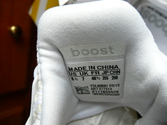 ADIDAS ULTRA BOOST W size 8.5   men SIZE 7 WHITE   White (S77513) ... f23d8f2bf