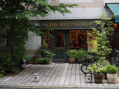 writing shop
