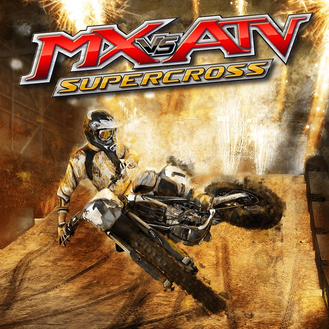 PlayStation Now: MX vs ATV Supercross