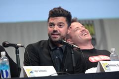 Dominic Cooper & Rob Kazinsky