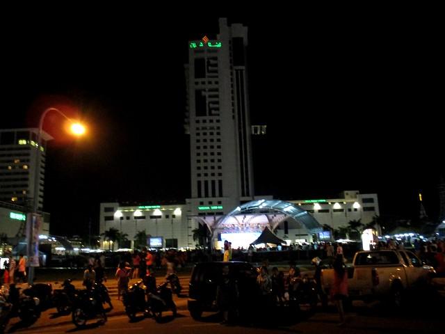 BCF 2015 at Sibu Town Square