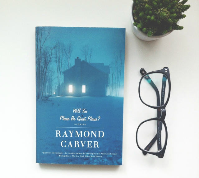 raymond carver would you please be quiet please book review uk book lifestyle blog