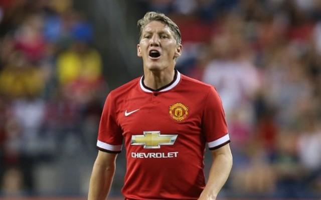Schweinsteiger sofre grave les�o no joelho e corre risco de perder a Euro