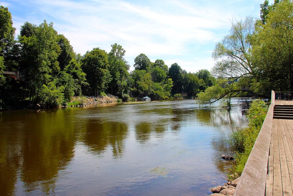 River Reflections | Thornapple River, Tassell Park, Cascade