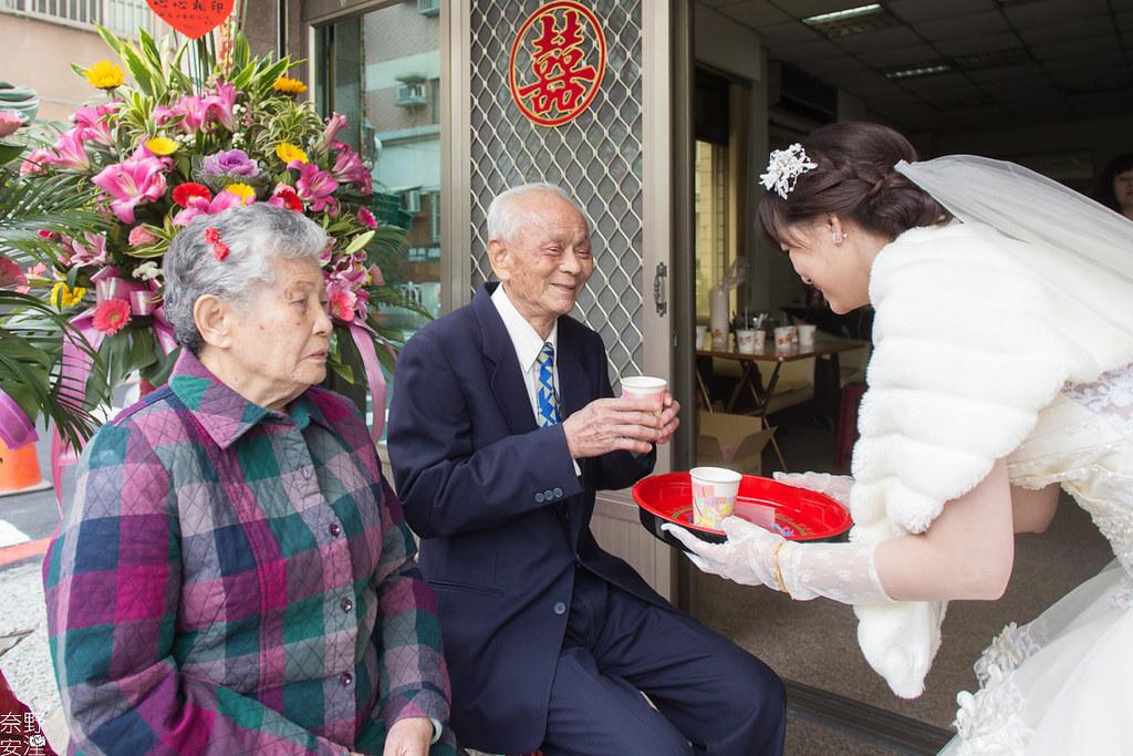 台南婚攝-繼中&佳芸-迎娶午宴 X 東東宴會式場-東嬿廳 (58)