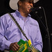 Leroy Thomas and the Zydeco RoadRunners at the Liberty Theater, Aug. 7, 2015