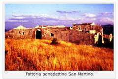San Martino (Milena) fattoria - convento sanbenedettina