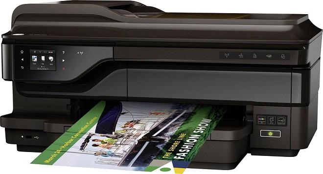 Máy in màu đa chức năng cho doanh nghiệp: Hp OfficeJet 7612 e-All-in-one