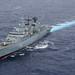 Farewell to the German frigate FGS Mecklenburg-Vorpommern EUNAVFOR MED