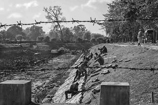 Moat Restoration