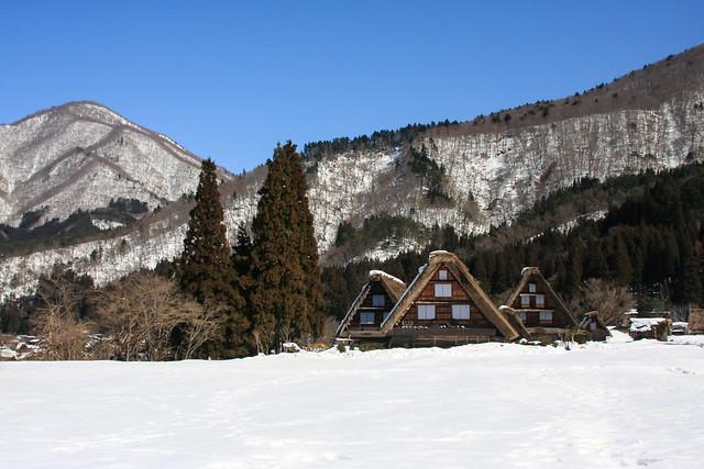 Historic Villages of Shirakawa-g, Canon EOS 40D, Tamron AF 28-300mm f/3.5-6.3 XR LD Aspherical [IF] Macro