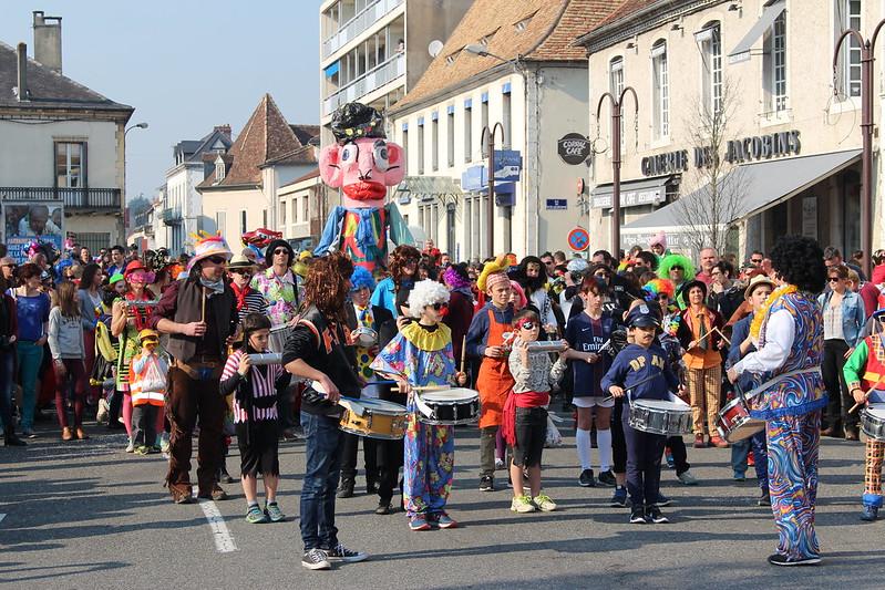 Carnaval à Orthez - Février 2017