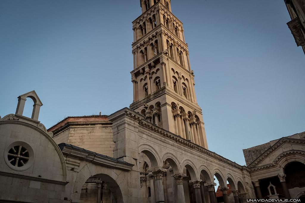 que ver en Split Diocleciano
