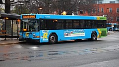 Montgomery County Transit Ride On 2016 Gillig Low Floor Advantage Diesel #44003D
