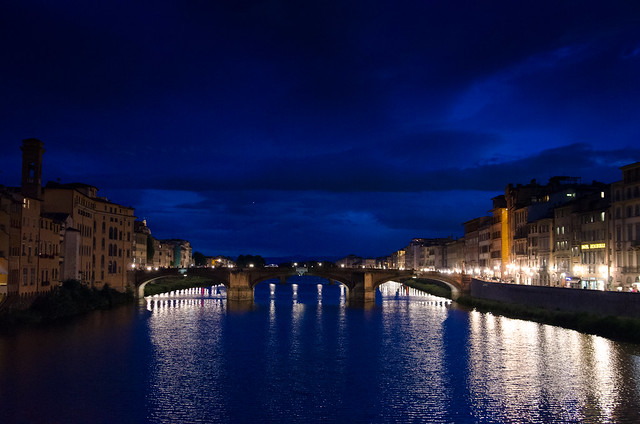 20150522-Florence-Ponte-Santa-Trinita-View-from-Ponte-Vecchio-at-Night-0424