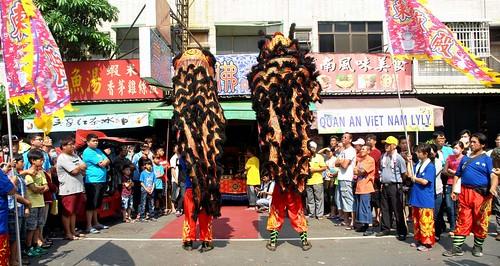 130 Procesion en honor a la diosa Matsu en Kaohsiung (56)