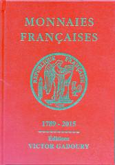 Monnaies Francaises 2015