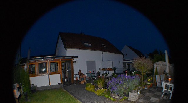 Sommerabend in Mariadorf