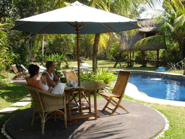 9. Swasti Eco Cottages pool