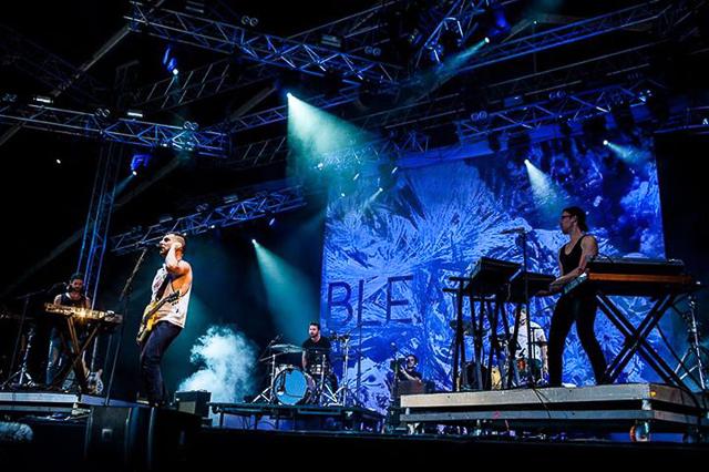 Bleachers - NOS Alive'15