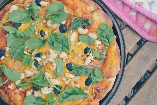 Pizza Veganiano