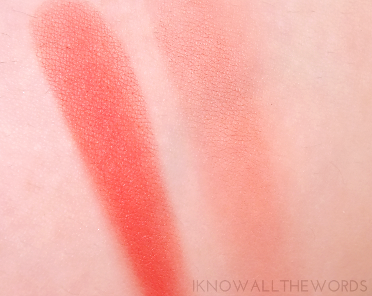 Lise Watier Rivages Collection Summer 2015 Blush Fondant in Shell (2)