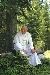 Papa Giovanni Paolo II nel Vanoi