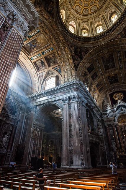 Gesù Nuovo - Naples