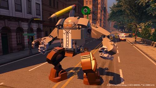 LEGO Marvel's Avengers Stanbuster