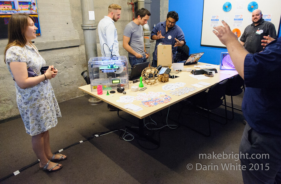 Maker Expo at Nerd Nite KW - July 2015 035